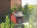 Image for Big Red House Mailbox - Astwood, Buckinghamshire, UK