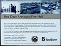 Image for Red Deer Armoury/Fire Hall - Red Deer, AB