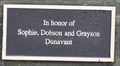 Image for Sophie, Dobson and Grayson Dunavant ~ Memphis, Tennessee