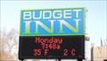 Image for Time-Temp - Budget Inn - Missoula, MT