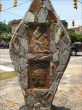 Image for Daniel Boone Trail Marker, Hillsborough, NC