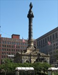 Image for Cuyahoga County Soldiers' and Sailors' Monument - Cleveland, OH