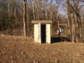 Image for Outhouse at Mayfield Cemetery - Anderson, MO USA