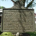 Image for Middlesborough Historical Marker - Middlesboro, KY
