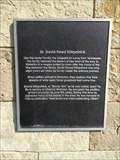Image for Dr. David Forest Kirkpatrick (Flower Mound Heritage Walk) - Flower Mound, TX