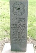 Image for Trooper Bobby Steve Booth ~ Stratford, TX