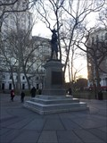Image for John Barry Monument - Independence National Historical Park - Philadelphia, PA