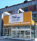 Image for Boston Childrens Museum - Boston, Massachuetts, USA.