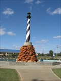 Image for Peach Park Lighthouse - Clanton, AL