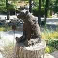 Image for Bear Statue Wildpark Knüll -  Homberg (Efze), Germany