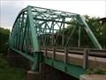 Image for US 36 through truss - Tuscarawas Co, Ohio