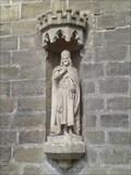 Image for Socha císare Karla IV. - Chrudim, Czech Republic