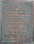 Image for Swamis Surfing Memorial ~ Encinitas, California