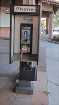 Image for Merlion Square Payphone - Cupertino, CA