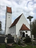 Image for Katholische Pfarrkirche St. Mauritius - Obermeitingen, Bayern, Germany