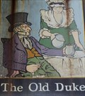 Image for The Old Duke - Pub Sign - Swansea, Wales.