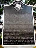 Image for Trinity Farms/Rancho Grande Cemetery