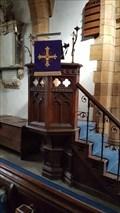 Image for Pulpit - St Leonard - Aston-le-Walls, Northamptonshire, UK