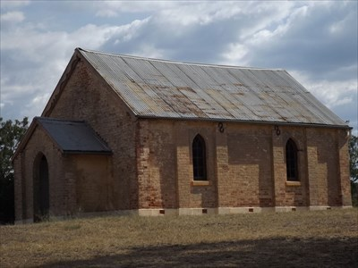 The Church, on Lowes Mount Rd.1615, Thursday, 8 February, 2018