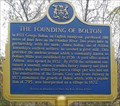 "Image for ""THE FOUNDING OF BOLTON"" - Bolton, Ontario"