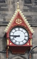 Image for St. Nicholas Cathedral Clock - Newcastle-Upon-Tyne, UK