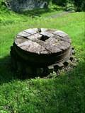 Image for Une vieille meule à farine aux Forges du Saint-Maurice, Qc