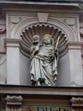 Image for Panna Marie s Ježíškem - Václavské námestí, Praha, CZ