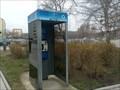 Image for Payphone / Telefonni automat - Jablonskeho, Pisek, Czech Republic