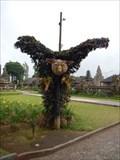 Image for Owl Topiary - Pura Ulun Danu Bratan, Bali, Indonesia