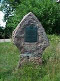 Image for Mendota Historical Marker - Mendota Heights, MN