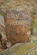 Image for Roy Frederick -- Westview Cem., Atoka OK