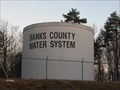 Image for Banks county water tower on Apple Pie Ridge