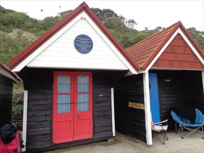veritas vita visited FIRST - Municipal Beach Hut