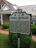 Image for Ritchie's Birthplace
