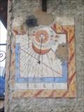 Image for Zarbula Sundial 1861:  Le Cros, Eygliere, France