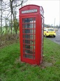 Image for Red Phone Box, A442, Hampton Lovett, Worcestershire, England