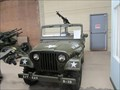Image for M38A1 Jeep - Arizona Military Museum, Papago AAF, Phoenix, AZ