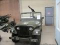 Image for M38A1 Jeep - Arizona Military Museum, Papago AAF, Phoenix, AZ
