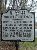 Image for Magruder's Defenses