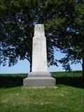 Image for Indian Graveyard Obelisk - Nazareth, PA