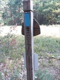 Image for North country Trail Marker - Newaygo, Michigan