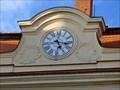 Image for Chateau Clock - Bystrice pod Hostynem, Czech Republic, Czech Republic