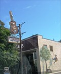 Image for Guitar Sign - Redwood City, CA