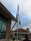 Image for Calvert Library Flag Pole - Prince Frederick, MD