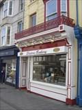Image for Slater Bakery, Rhodfa Gogledd, Aberystwyth, Ceredigion, Wales, UK