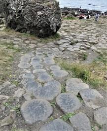 veritas vita visited Giant's Causeway
