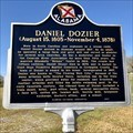 Image for Daniel Dozier - Dozier, Alabama