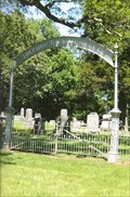 Image for Sulphur Lick Cemetery Arch - Lincoln County, MO