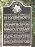 Image for Burleson County in World War II