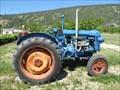 Image for Fordson Tractor - Gatzke's Farm Market - Oyama, British Columbia